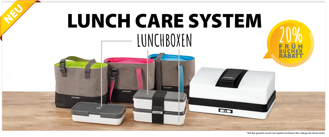 Lunch Care System - Lunchboxen
