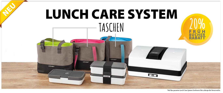 Lunch Care System - Taschen